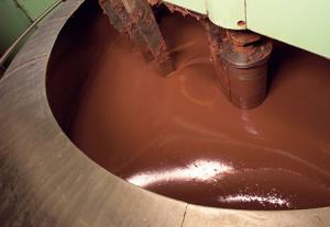 Il concaggio del cioccolato