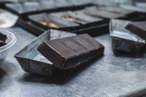 Il modellaggio del cioccolato