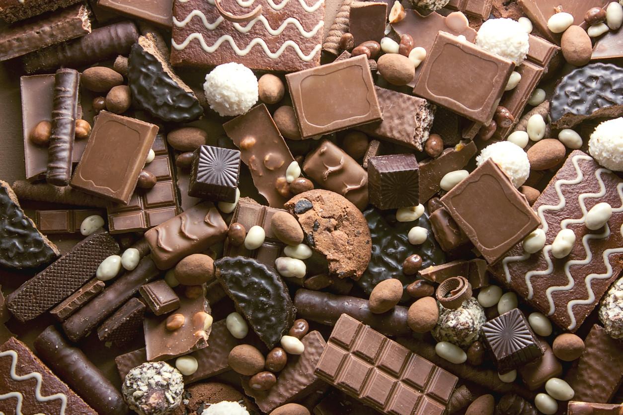 cioccolato per tutti i gusti