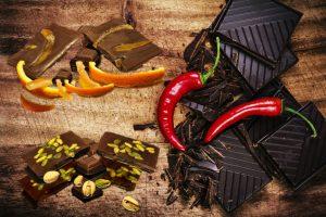 cioccolato aromatizzato