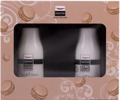 Set Beauty Aquolina cioccolato bianco