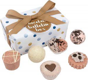 Bath Bombs al Cioccolato